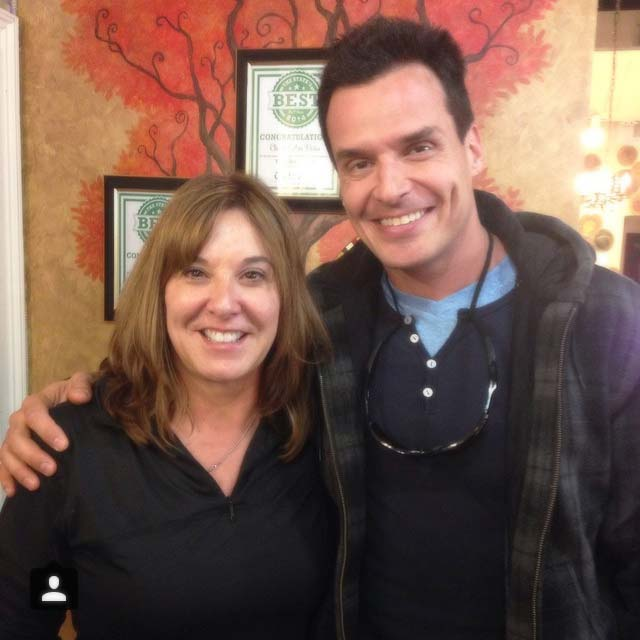 Clines Salon Antonio Sabato Jr and Tammy Cline | Hair Salon in Columbia SC